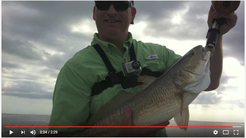Rockport Texas Redfish – Fishing Guide Texas