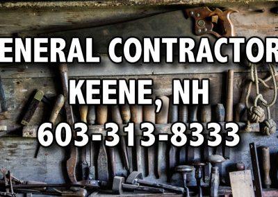 General Contractor Keene, NH