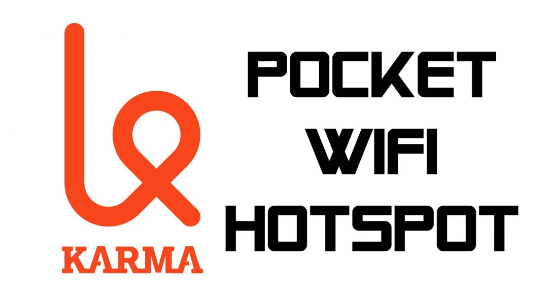 Pocket Wifi Data Only Karma Wifi Hotspot