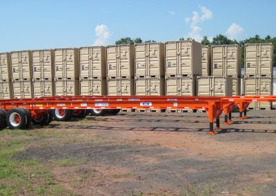 53 Ft. Container Chassis For Sale | Hercules Chassis