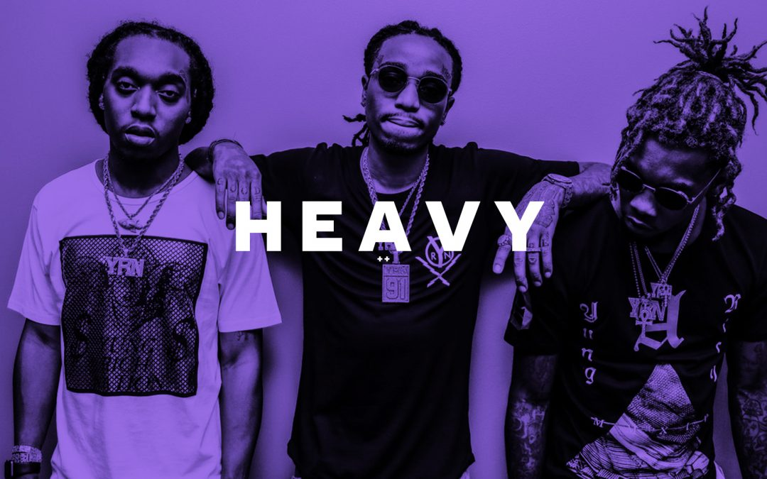 "Migos Type Beat ""Heavy"" – Gucci Mane Type Beat – Trap Type Beat Rap Instrumental"