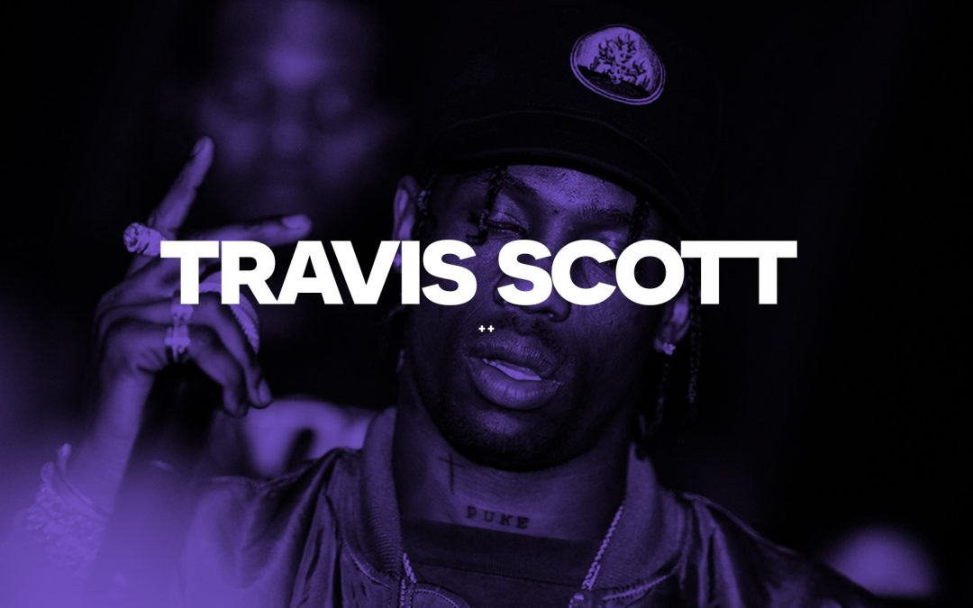 "Travis Scott Type Beat ""Capital"" – Dark Melodic Type Trap Beat"