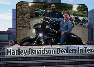 Harley Dealers In Texas | Dallas-Fort-Worth Harley Davidson