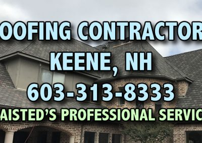Roofing Contractors Keene NH | Roof Repairs Keene