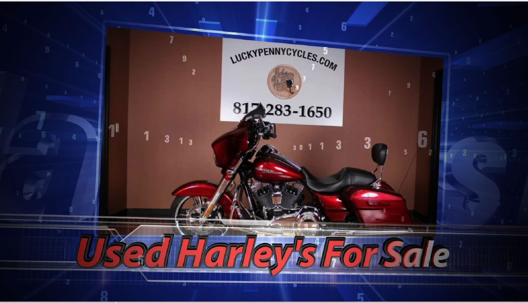 Used Motorcycles Dallas TX