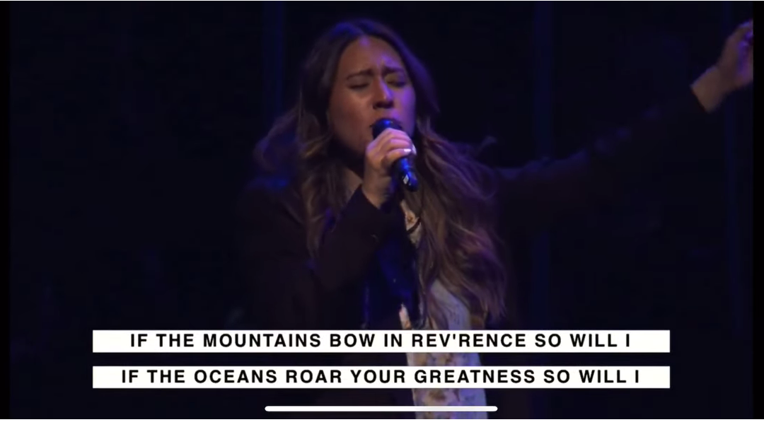 So Will I Lyrics | So Will I 1 Billion X Hillsong Cover