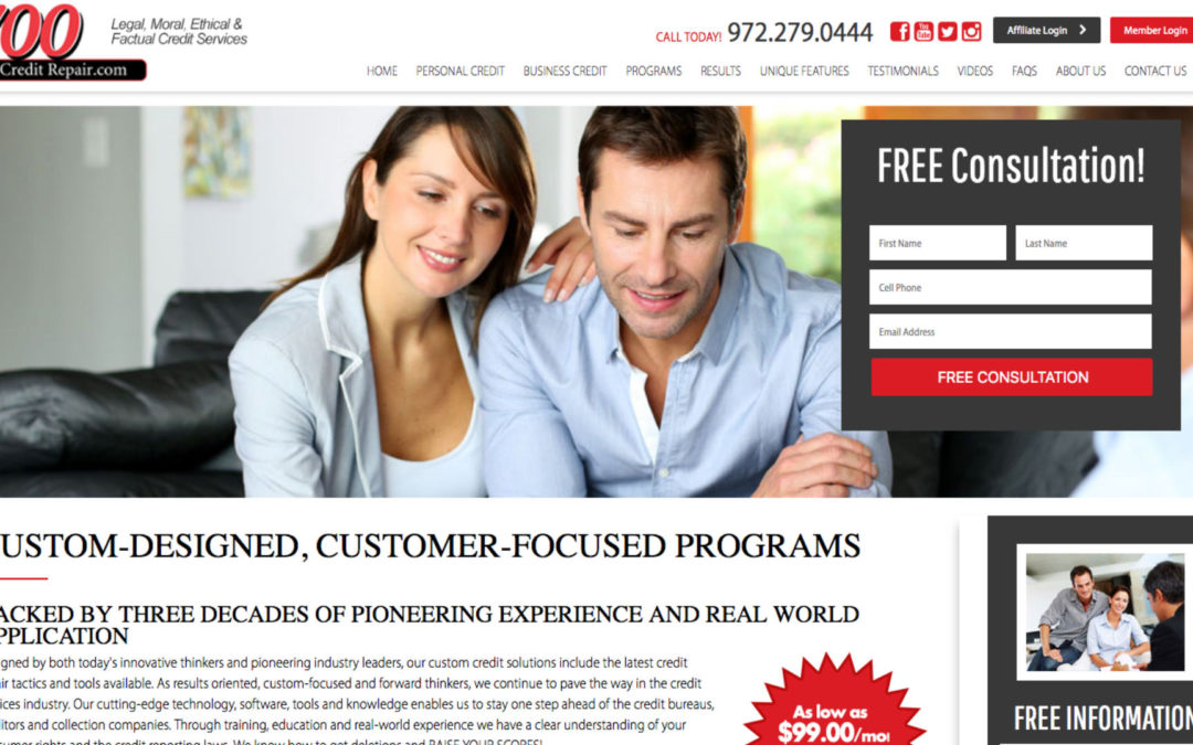 Best Credit Repair Dallas TX
